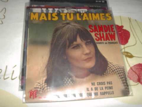 Tekst piosenki Sandie Shaw - Toujours Un Coin Qui Me Rappelle po polsku