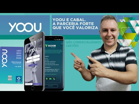 💳YOOU: NOVA CONTA DIGITAL DO SICOOB, VALE A PENA?✔