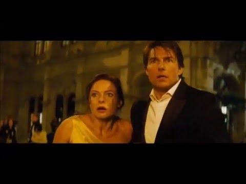 Girl Power Scene From Mission Impossible Rogue Nation