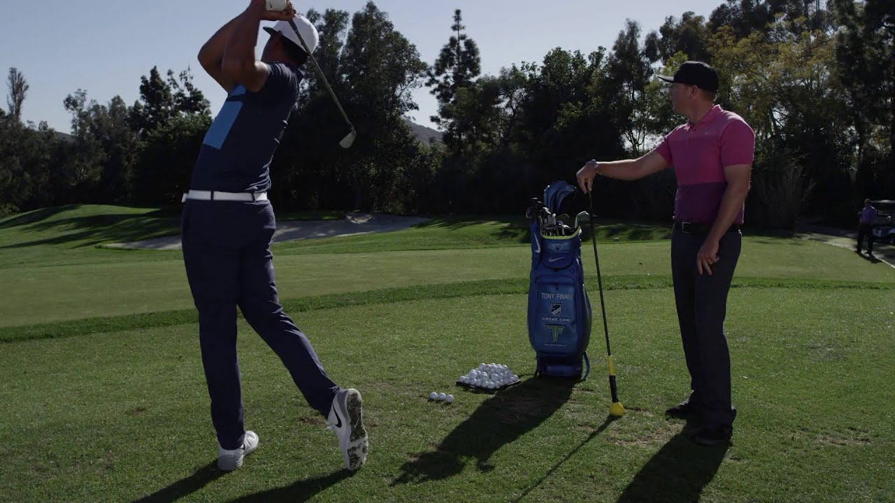 Golf Training Drills with Boyd Summerhays: Gold Flex