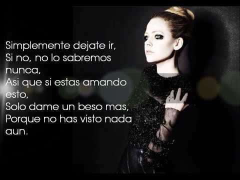 Avril Lavigne – You Ain't Seen Nothin' Yet [Traducida Al Español]