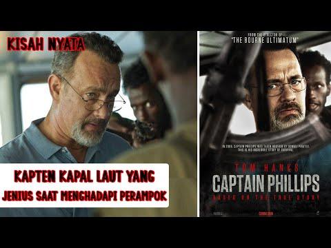 KISAH NYATA - Otak vs Otot   Ceritain Film Captain Phillips (2013)