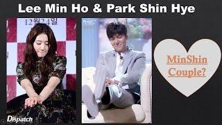 Video Lee Min Ho and Park Shin Hye - MinShin Couple? MP3, 3GP, MP4, WEBM, AVI, FLV Maret 2018
