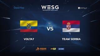 Volta7 против Team Serbia, WESG 2017 Grand Final