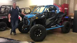8. 2019 Polaris RZR Turbo Custom