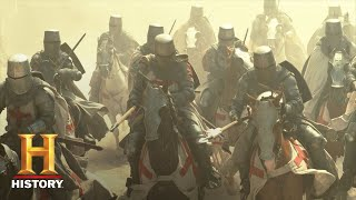 Nonton Who Are the Knights Templar? | Knightfall | History Film Subtitle Indonesia Streaming Movie Download