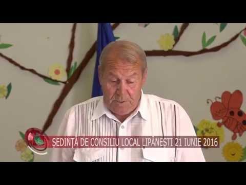 Emisiunea Proiecte pentru comunitate – 23 iunie 2016 – Lipănești