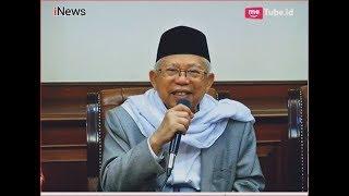 Video Pernyataan Ma'ruf Amin Pasca Dipilih: Pak Jokowi Menghargai Ulama - Breaking iNews 09/08 MP3, 3GP, MP4, WEBM, AVI, FLV Januari 2019