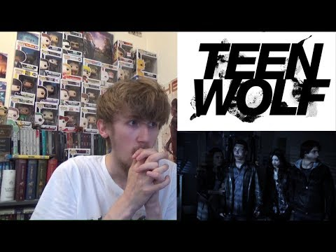 Teen Wolf Season 1 Episode 7 - 'Night School' Reaction