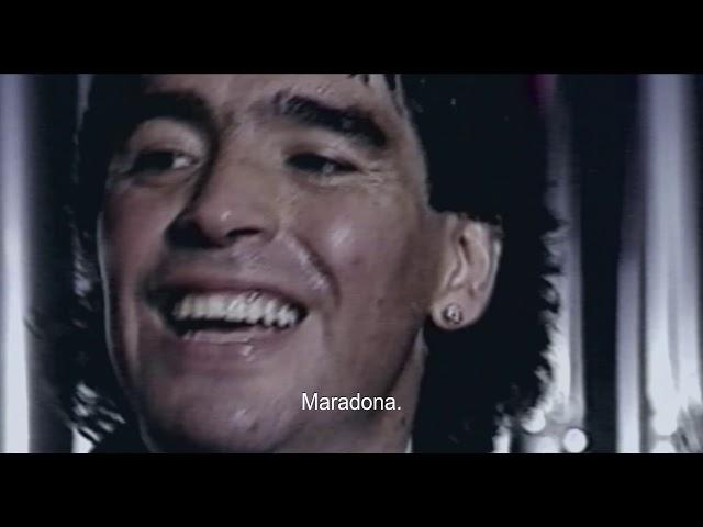Anteprima Immagine Trailer Diego Maradona, trailer ufficiale italiano del film con protagonista il campione argentino