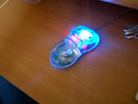 Flashing Mouse
