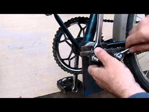 Как отремонтировать каретку велосипеда своими руками 99