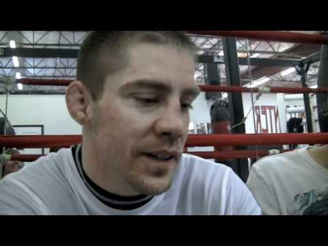 Duane Bang Ludwig talks UFC 122