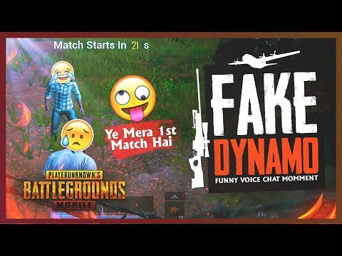 PUBG MOBILE LIVE | FAKE DYNAMO IS HERE | SUBSCRIBE & JOIN ME
