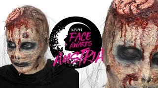Nonton #NYXFACEAWARDSAUSTRIA 2016 | Zombie Makeup Film Subtitle Indonesia Streaming Movie Download
