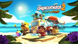 Let's Play The NEW DLC! (Overcooked 2 Livestream) by SkulShurtugalTCG