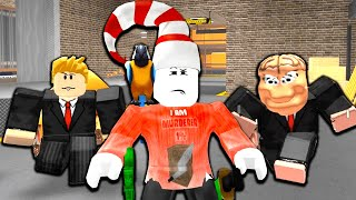ROBLOX MURDER MYSTERY 2 TWO BODYGUARDS