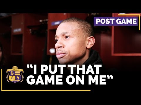 Video: Isaiah Thomas Talks About Taking The Final Shot In Loss To Miami Heat