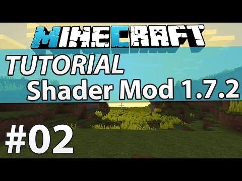 [1.7.2] Minecraft Shader Mod - Installieren - Tutorial + Download [Deutsch/HD] (видео)
