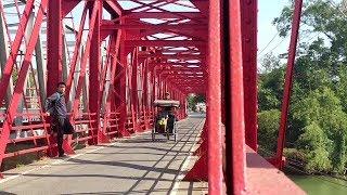 Video JEMBATAN MERAH 'SYANTIK' YG BERSEJARAH Jembatan Rel SDS Patikraja - Kebasen Nggak Dipake Sejak 1943 MP3, 3GP, MP4, WEBM, AVI, FLV Agustus 2018