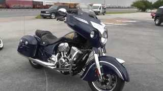6. 318269 - 2014 Indian Chieftain - Used Motorcycle For Sale