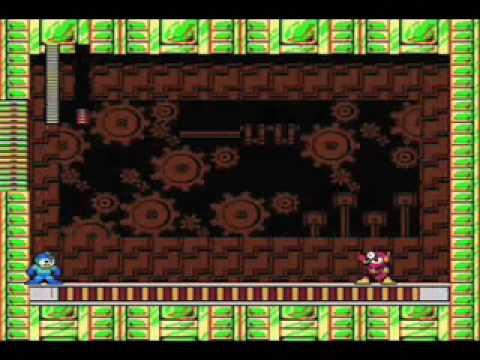 Megaman 2 Speed Run: Part 1