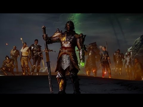 Dragon Age: Inquisition - The Hero of Thades Trailer