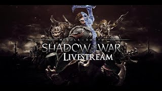 Middle-Earth: Shadow of War part 1