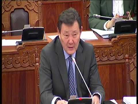 Д.Тэрбишдагва: Тьянжин хотод байгаа 10га газраа манай улс өөрийн ААН-үүдээ ашиглуулах хэрэгтэй