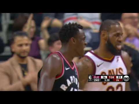 Cavaliers vs Raptors Highlights w/ KPRradio (January 11, 2018)