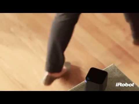 iRobot Braava™   วิธีใช้ Northstar Cube