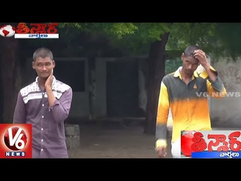 Dharmapuri Junior College Lecturer Cuts Off Student's Hair For Punishment | Teenmaar News (видео)