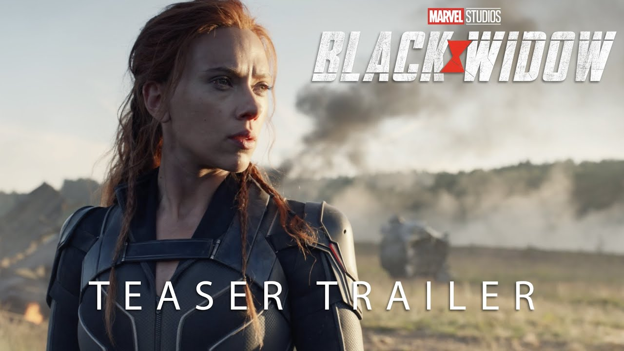 Trailer for Black Widow (2020) Image
