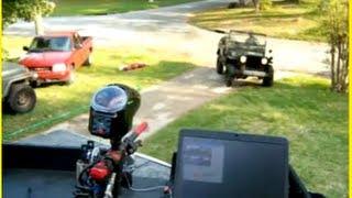 Real-Life Sentry Gun / Aim Bot / Gun Turret / Turret Sentry (video 8 of 18)