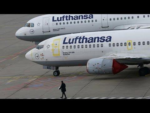 Lufthansa: Pilotenstreik bei Lufthansa - Mehr als 200.0 ...