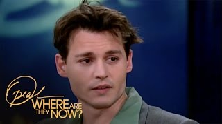 """Video Johnny Depp on His Unusual Childhood: """"My Mom Liked to Move A Lot"""" 