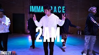 Video Adrian Marcel - 2AM. ft Sage the Gemini - Choreography by Willdabeast Adams #TMillyTV download in MP3, 3GP, MP4, WEBM, AVI, FLV January 2017