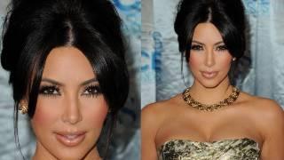 Kim Kardashian Natural Holiday Makeup Tutorial