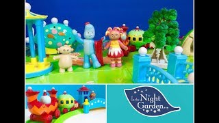 IN THE NIGHT GARDEN Popular Toys Compilation!