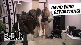 Video Berlin - Tag & Nacht - David wird gewalttätig! #1656 - RTL II MP3, 3GP, MP4, WEBM, AVI, FLV April 2018