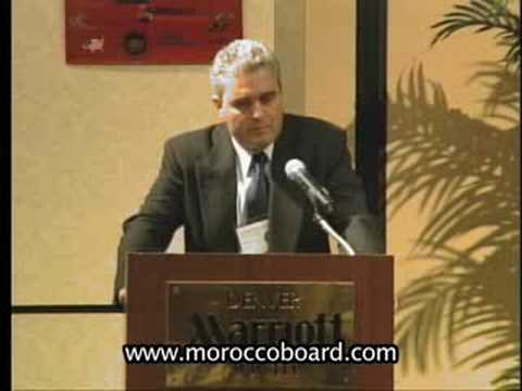 Morocco Foundation at Moroccan American coalition Convention