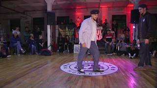 Greenteck vs Waldo – Can I Get A Soul Clap 2017 Popping Final