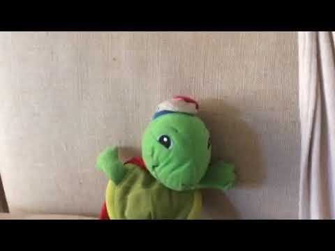 Turtle Tuck Likes Franklin The Turtle DVD In 2001