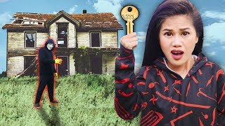 FOUND KEY to SAFE HOUSE in ABANDONED SAFE? (Exploring Ghost Town for Riddles on PZ4 & Project Zorgo)