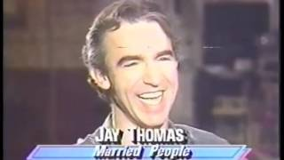 Jay Thomas featured on CBS this Morn