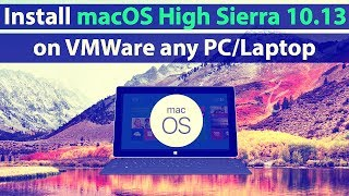 Hi everyone, In this tutorial I am going to show you how to Install Mac OS High Sierra 10.13 on Vmware Worksation/ VMware Playerplayer on windows 10.----------------------------------------------------------------------------------------------------------- Download link  : https://goo.gl/peusVw-----------------------------------------------------------------------------------------------------------Paypal Donation(1 dollar or less can be nothing for you but it will certainly help to get new equipment and continue working, so please if you feel that I deserve it don't hesitate and donate and let us grow together )----------------------------------------­­­­­­­­---------------------------------­-­-­-­-­-­-­-­--------------------------­-https://www.instagram.com/wajdi1987/Facebook : https://www.facebook.com/pr0t3ch/Twitter:https://twitter.com/g33kyworldWebsite :http://www.t3chpro.com/-----------------------------------------------------------------------------------------------------------Install Mac OS High Sierra 10.13 on Vmware Worksation on windows 10Install Mac OS High Sierra 10.13 on Vmware Worksation on windows 10Install Mac OS High Sierra 10.13 on Vmware Worksation on windows 10Install Mac OS High Sierra 10.13 on Vmware Worksation on windows 10Install Mac OS High Sierra 10.13 on Vmware Worksation on windows 10Install Mac OS High Sierra 10.13 on Vmware Worksation on windows 10Install Mac OS High Sierra 10.13 on Vmware Worksation on windows 10Install Mac OS High Sierra 10.13 on Vmware Worksation on windows 10Install Mac OS High Sierra 10.13 on Vmware Worksation on windows 10Install Mac OS High Sierra 10.13 on Vmware Worksation on windows 10Install Mac OS High Sierra 10.13 on Vmware Worksation on windows 10Install Mac OS High Sierra 10.13 on VMware Workstation 12 / VmWare Player : Windows 10 Install Mac OS High Sierra 10.13 on VMware Workstation 12 / VmWare Player : Windows 10 Install Mac OS High Sierra 10.13 on VMware Workstation 12 / VmWare Player : Windows 10 Install Mac OS High Sierra 10.13 on VMware Workstation 12 / VmWare Player : Windows 10 Install Mac OS High Sierra 10.13 on VMware Workstation 12 / VmWare Player : Windows 10 Install Mac OS High Sierra 10.13 on VMware Workstation 12 / VmWare Player : Windows 10