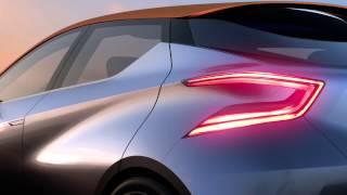 Nissan Sway Concept - Teaser