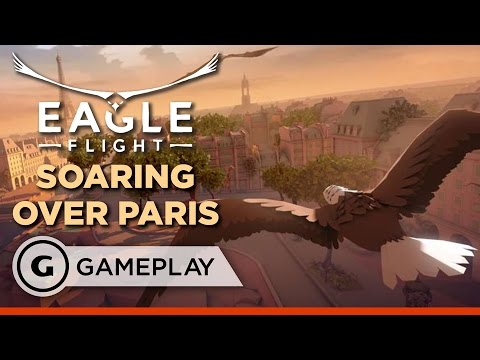 Eagle Flight – Race for the Prey VR Gameplay