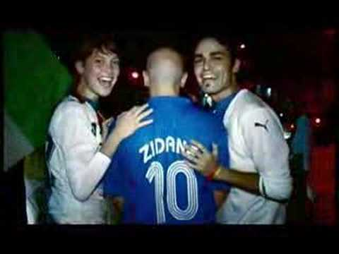 Vodafone Zizou - World Champions