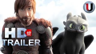 Video HOW TO TRAIN YOUR DRAGON 3 - Official Trailer 1 - 2019 Movie (HD) MP3, 3GP, MP4, WEBM, AVI, FLV Juni 2018